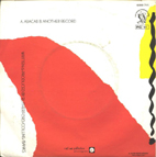 Abacab single cover back