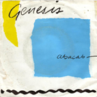 Abacab single cover front