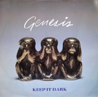 Keep It Dark cover front