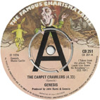 The Carpet Crawlers front