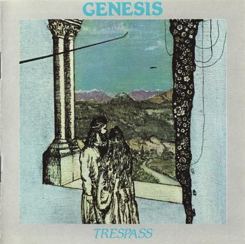 Trespass 1970 Дискография Genesis Студийные альбомы